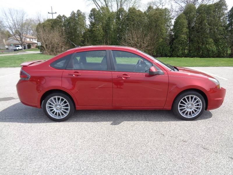 2010 Ford Focus SES 4dr Sedan - Norristown PA
