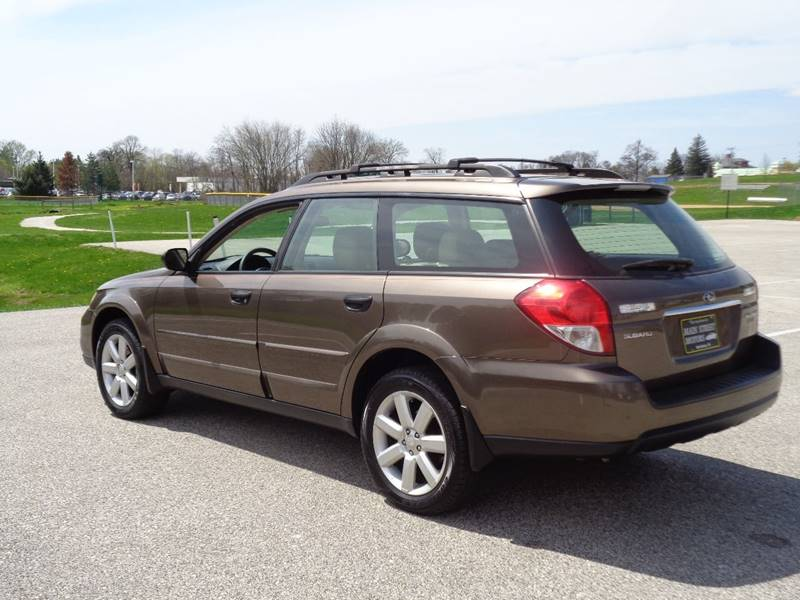 2009 Subaru Outback AWD 2.5i Special Edition 4dr Wagon 4A - Norristown PA