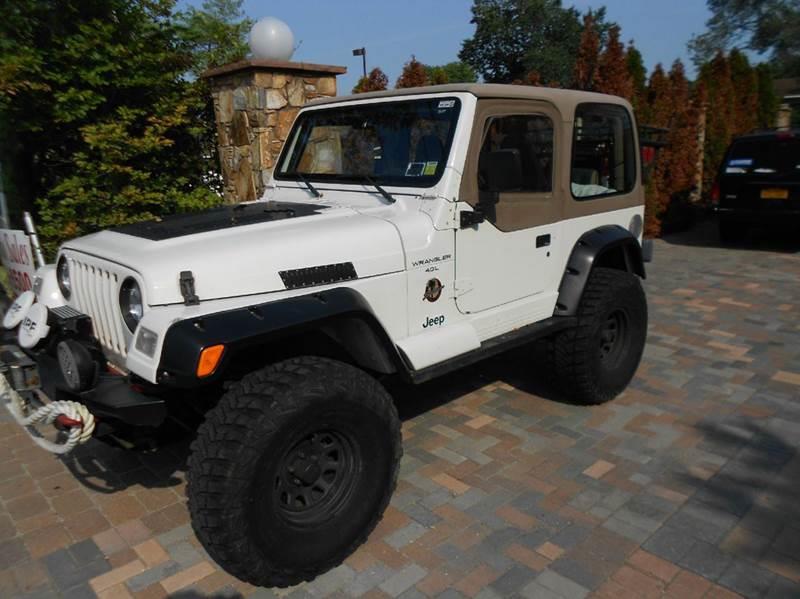 1999 Jeep Wrangler Sahara 2dr 4wd Suv In Farmingdale Ny