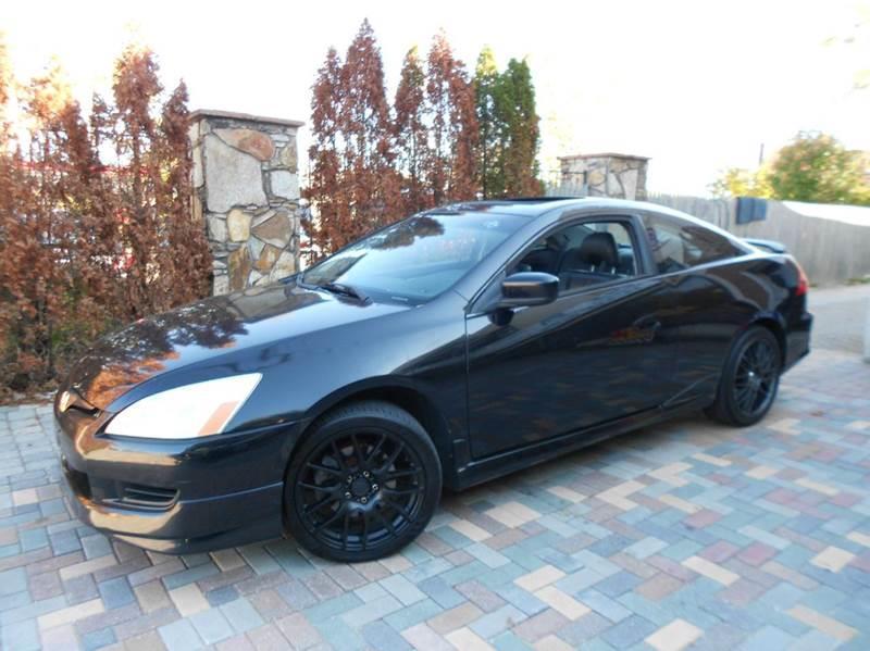 2004 honda coupe ex