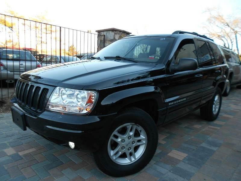 2000 Jeep Grand Cherokee Limited 4dr 4WD SUV   Farmingdale NY