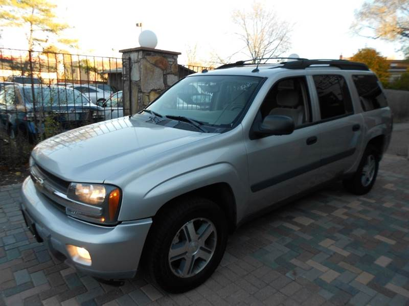 chevy trailblazer ext ls