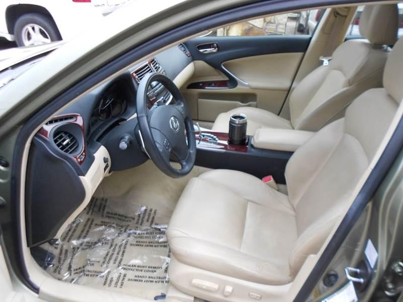 2006 Lexus Is 250 4dr Sedan In Farmingdale NY - Precision