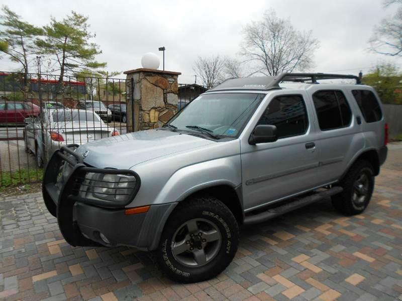 2002 Nissan Xterra XE V6 4WD 4dr SUV   Farmingdale NY