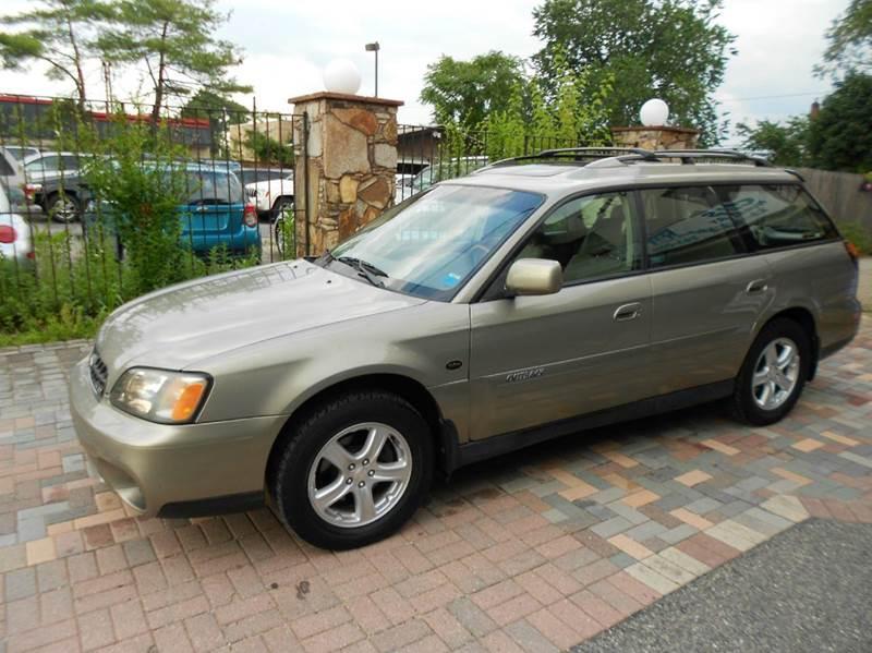 2004 Subaru Outback H6 30 Ll Bean Edition Awd 4dr Wagon In