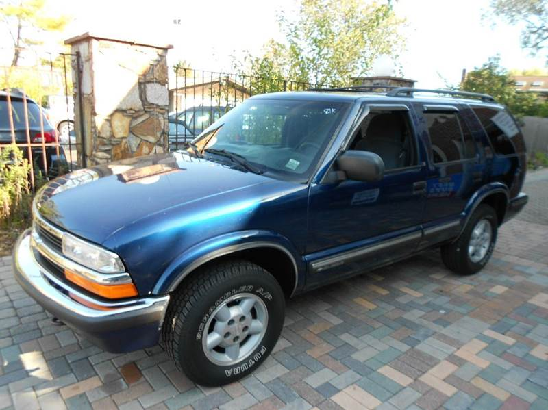 1999 Chevrolet Blazer Ls 4dr 4wd Suv In Farmingdale Ny