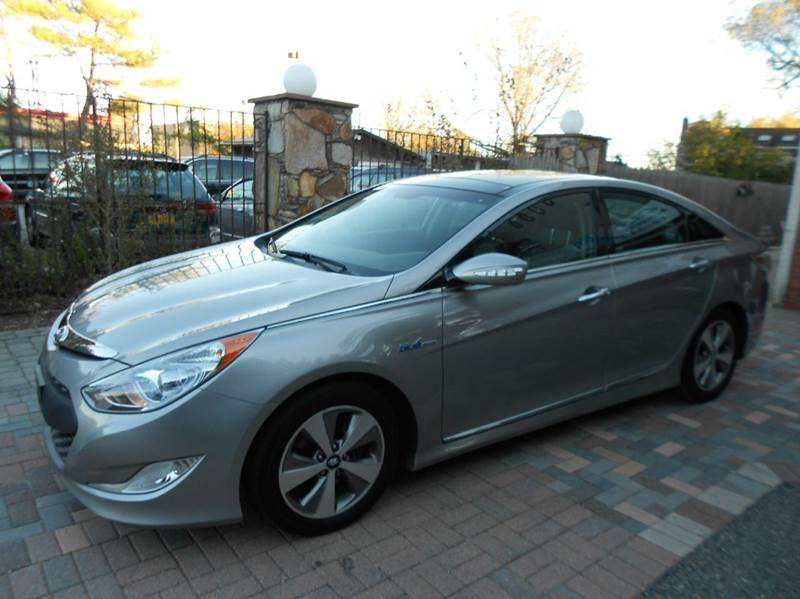Wonderful 2012 Hyundai Sonata Hybrid 4dr Sedan   Farmingdale NY