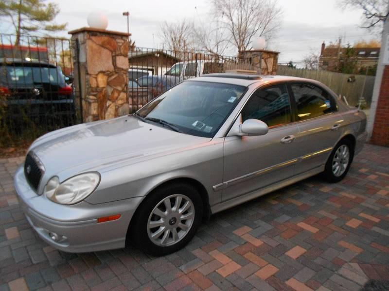 2003 Hyundai Sonata GLS 4dr Sedan   Farmingdale NY
