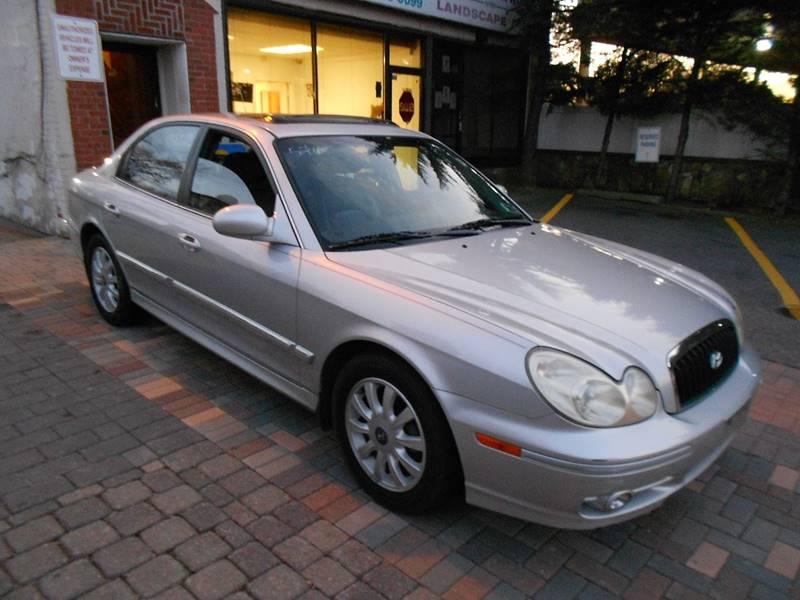 sonata 2003 v6 gas mileage