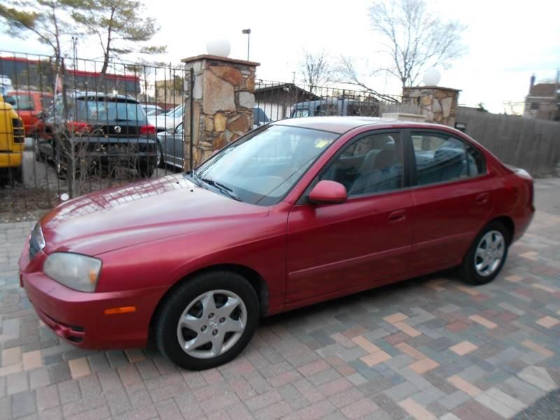 Elegant 2004 Hyundai Elantra GLS 4dr Sedan   Farmingdale NY
