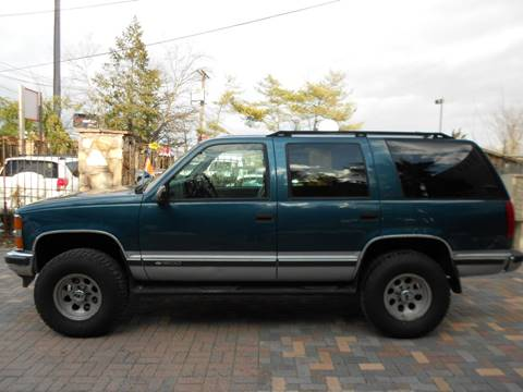 1995 chevrolet tahoe for sale carsforsale 1995 chevrolet tahoe for sale in farmingdale ny publicscrutiny Image collections