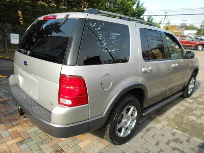 2003 ford explorer limited 4.6l v8 4wd suv