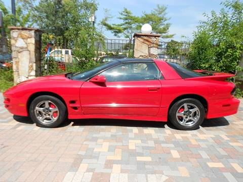 2001 Pontiac Firebird for sale in Farmingdale, NY