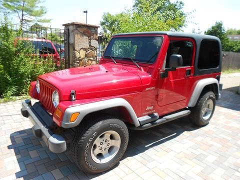 2003 Jeep Wrangler for sale in Farmingdale, NY