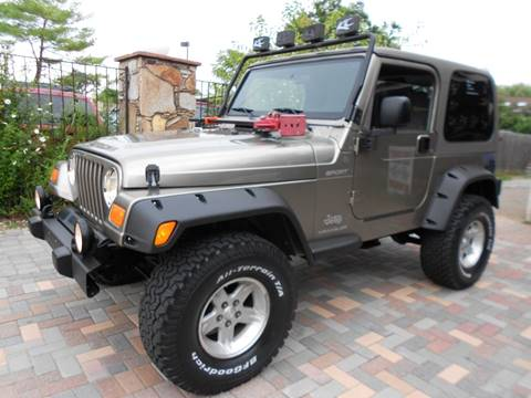 2004 Jeep Wrangler for sale in Farmingdale, NY