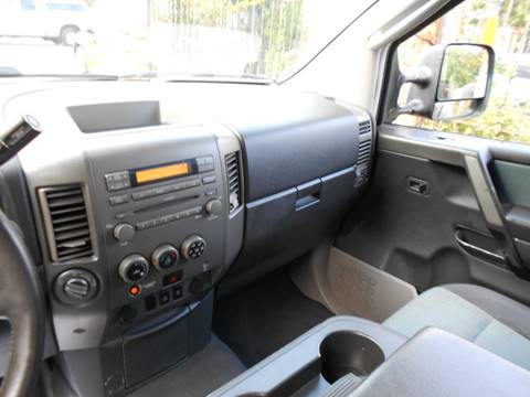 2004 Nissan Titan 4dr Crew Cab Se 4wd Sb In Farmingdale Ny