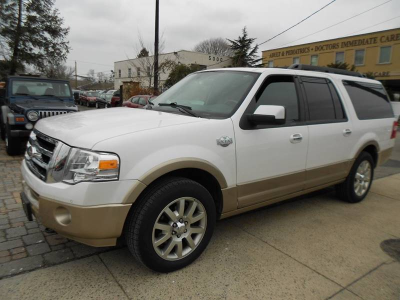 King Ranch Expedition >> 2012 Ford Expedition El 4x4 King Ranch 4dr Suv In Farmingdale Ny