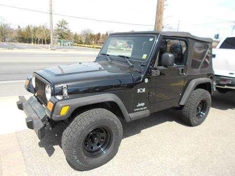 2006 Jeep Wrangler for sale in Farmingdale, NY
