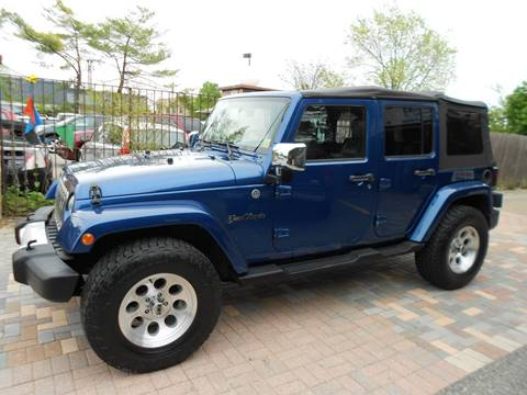 2009 Jeep Wrangler Unlimited for sale in Farmingdale, NY