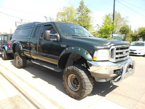 2002 Ford F-250 Super Duty for sale in Farmingdale, NY