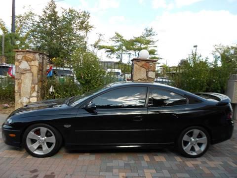 2006 Pontiac GTO for sale in Farmingdale, NY