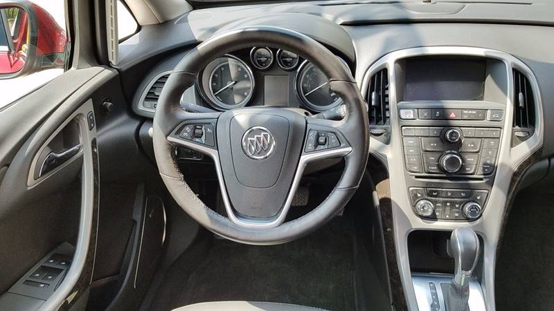 2015 Buick Verano Leather Group 4dr Sedan - Clyde OH