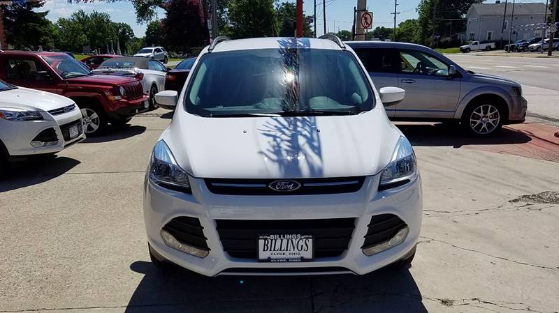 2015 Ford Escape AWD SE 4dr SUV - Clyde OH