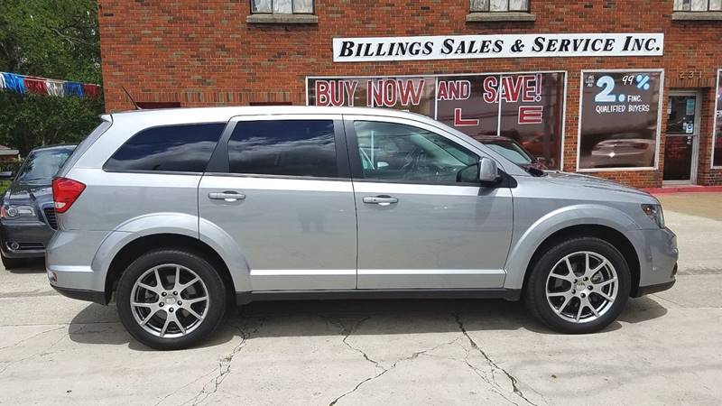 2015 Dodge Journey AWD R/T 4dr SUV - Clyde OH