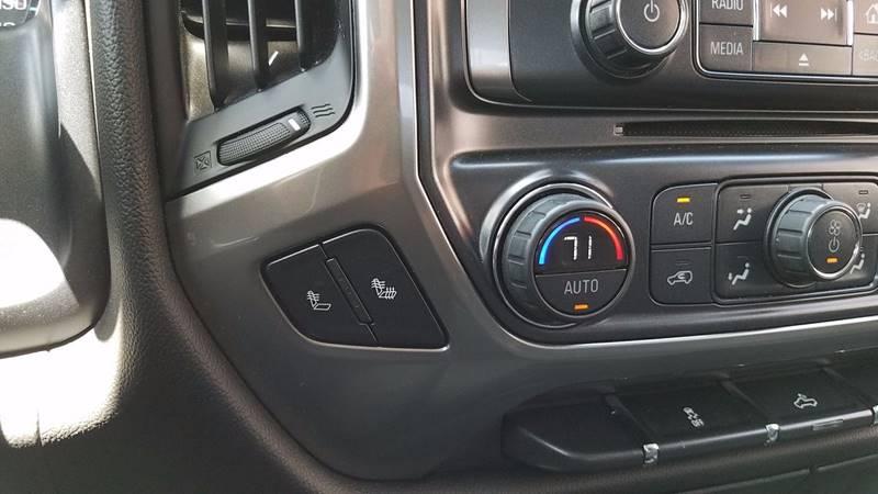 2016 Chevrolet Silverado 1500 4x4 LT 4dr Double Cab 6.5 ft. SB - Clyde OH