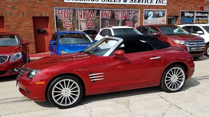 2007 Chrysler Crossfire 2dr Convertible - Clyde OH