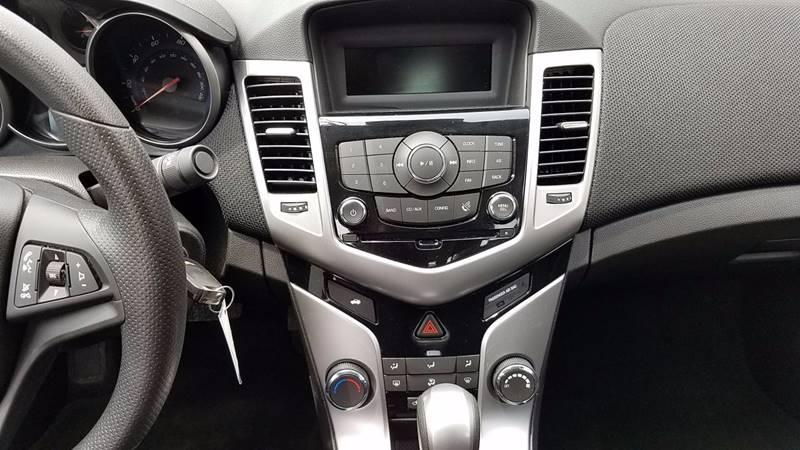 2015 Chevrolet Cruze 1LT Auto 4dr Sedan w/1SD - Clyde OH