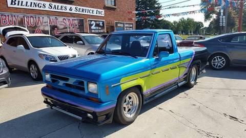 1983 Ford Ranger