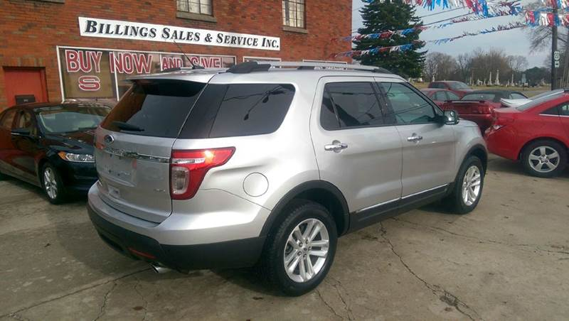 2015 Ford Explorer XLT AWD 4dr SUV - Clyde OH
