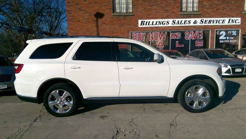 2015 Dodge Durango AWD Limited 4dr SUV - Clyde OH