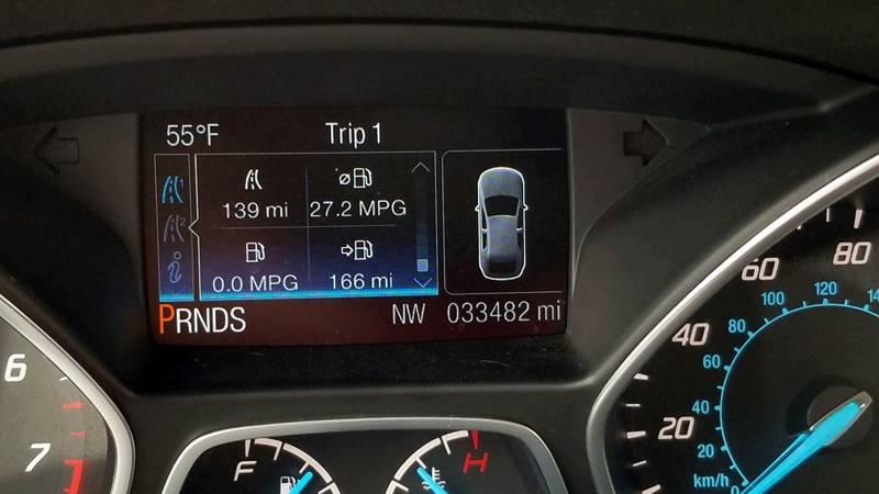 2014 Ford Escape AWD Titanium 4dr SUV - Clyde OH