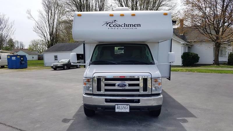 2014 Coachmen Freelander 31DS - Clyde OH