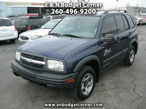 2001 Chevrolet Tracker for sale in Fort Wayne, IN
