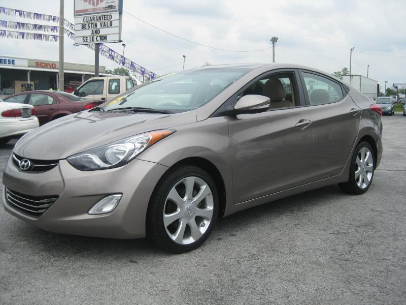 2012 Hyundai Elantra GLS 4dr Sedan   Fort Wayne IN