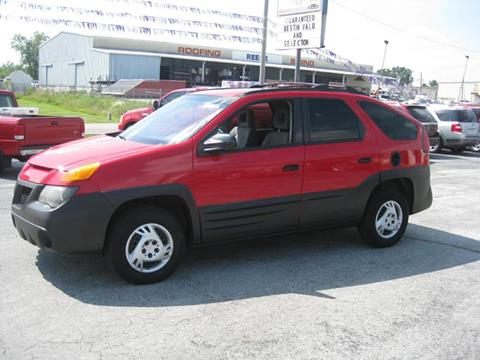 2001 Pontiac Aztek for sale in Fort Wayne, IN