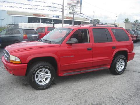 2001 Dodge Durango for sale in Fort Wayne, IN