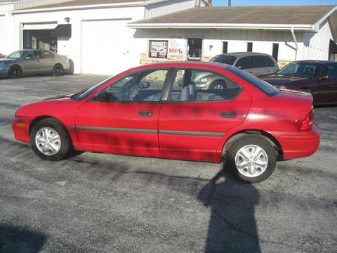1996 Plymouth Neon for sale in Fort Wayne, IN