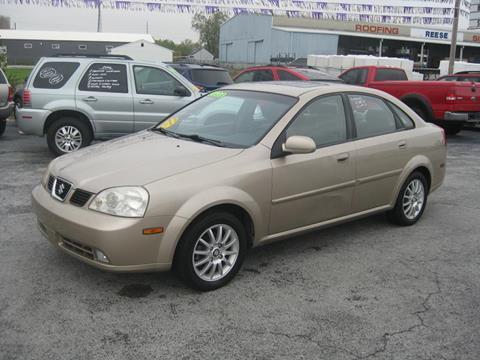 2005 Suzuki Forenza for sale in Fort Wayne, IN