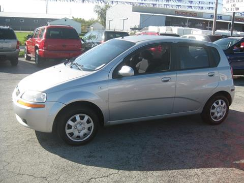 2008 Chevrolet Aveo for sale in Fort Wayne, IN