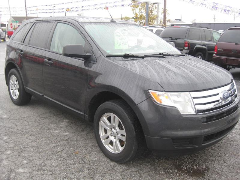 Ford Edge Awd Se Dr Crossover Fort Wayne In