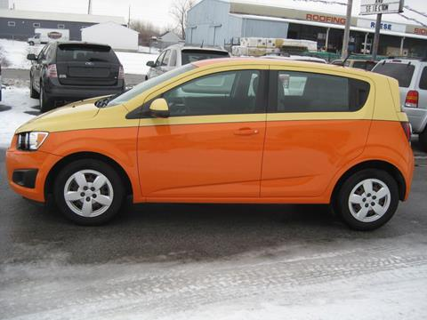 2013 Chevrolet Sonic for sale in Fort Wayne, IN