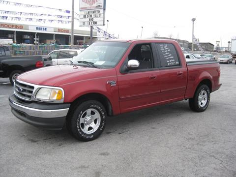 2002 Ford F-150 for sale in Fort Wayne, IN