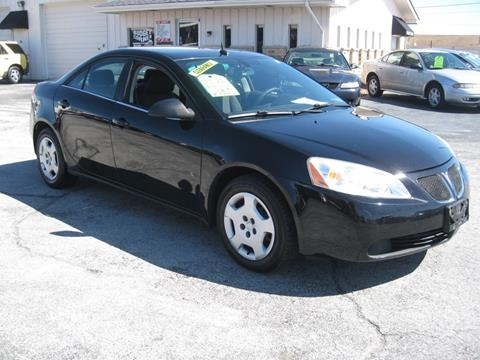 2008 Pontiac G6 for sale in Fort Wayne, IN