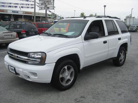 f1d5750f0a Used Chevrolet TrailBlazer For Sale in Indiana - Carsforsale.com®