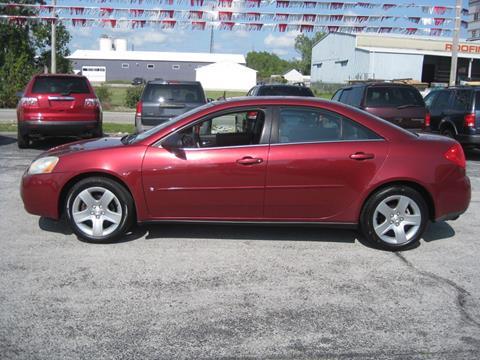 2008 Pontiac G6 for sale in Fort Wayne, IN