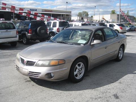 2001 Pontiac Bonneville for sale in Fort Wayne, IN